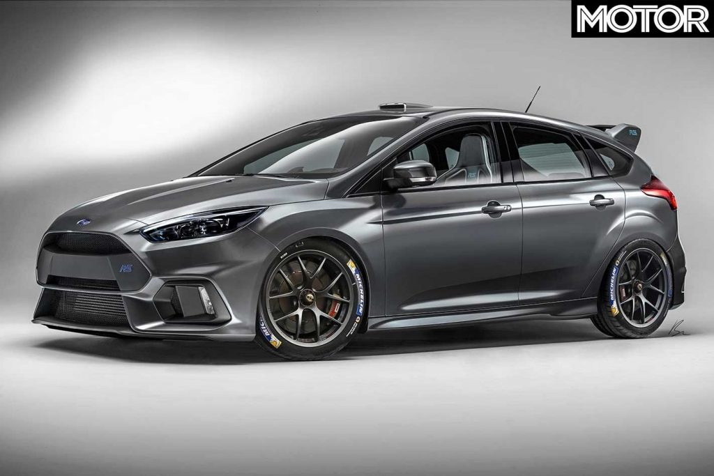 34 A 2020 Ford Focus Rs St Price