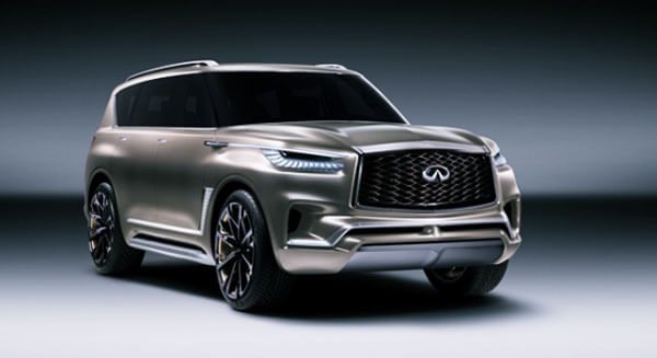 34 A 2020 Infiniti Qx80 Suv Review