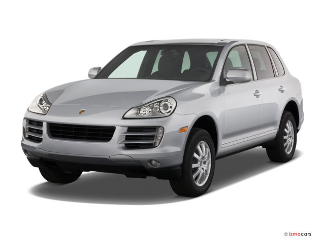 34 A Porsche Cayenne Model Redesign and Review