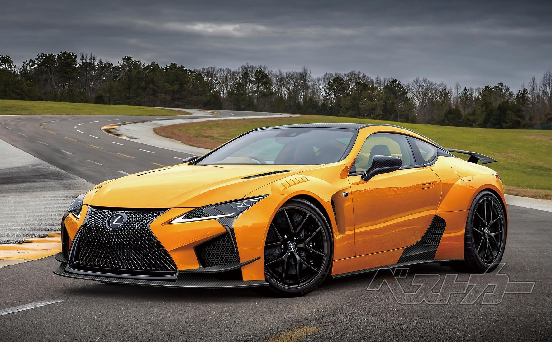 34 All New 2019 Lexus Lf Lc History