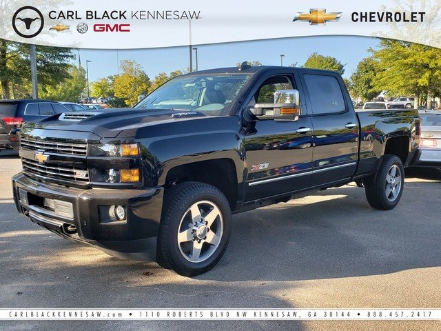 34 All New 2019 Silverado Hd Review and Release date