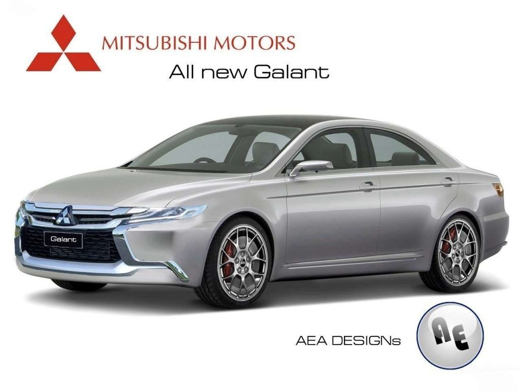 34 All New 2020 Mitsubishi Galant Price and Release date