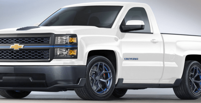 34 New 2019 Chevy Cheyenne Ss Overview