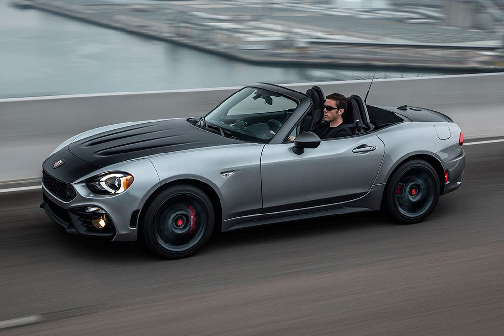 34 New 2019 Fiat Spider Redesign and Review