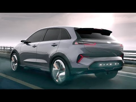 34 New 2020 Kia Niro Redesign and Concept