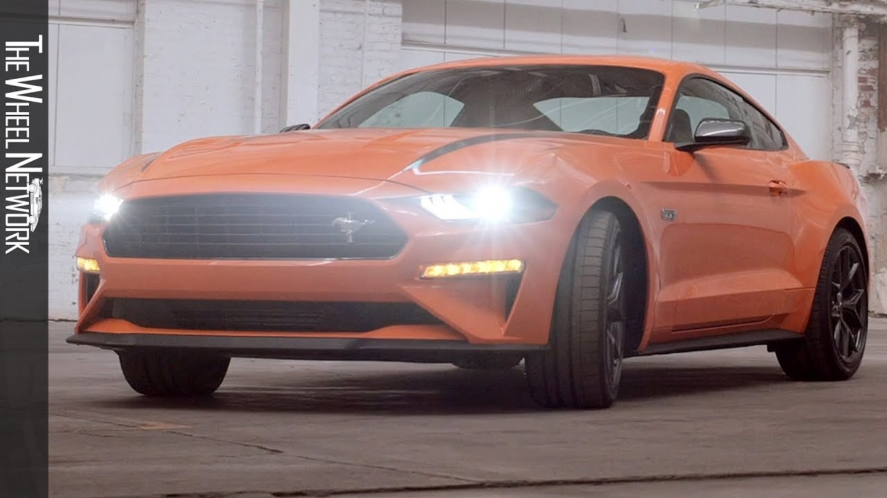 34 New 2020 Mustang New Review
