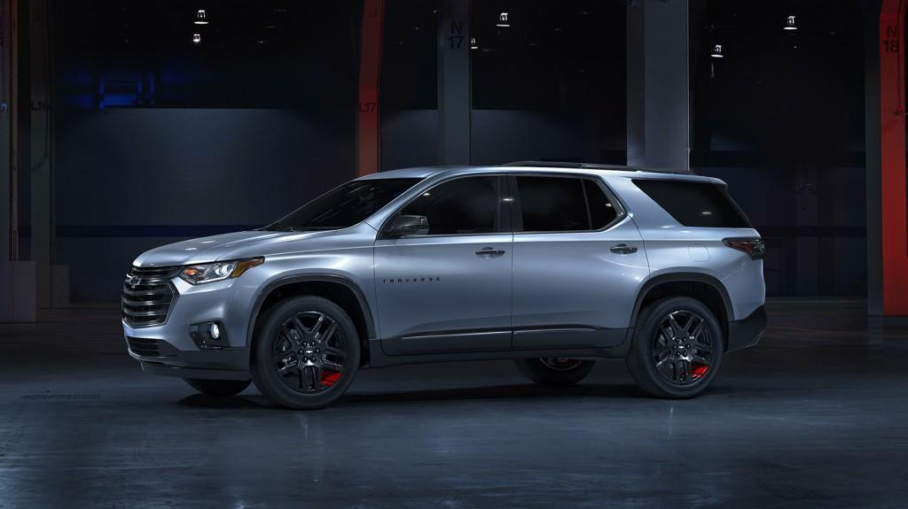 34 The 2019 Chevy Traverse New Model and Performance