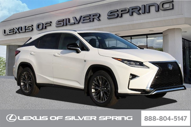 34 The 2019 Lexus Rx 350 F Sport Suv Redesign and Concept