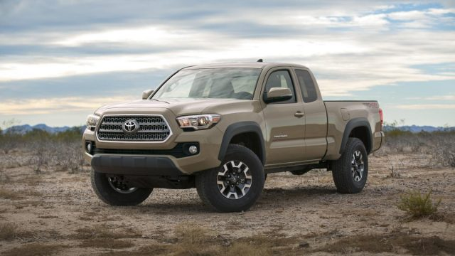 34 The 2019 Toyota Tacoma Diesel Concept