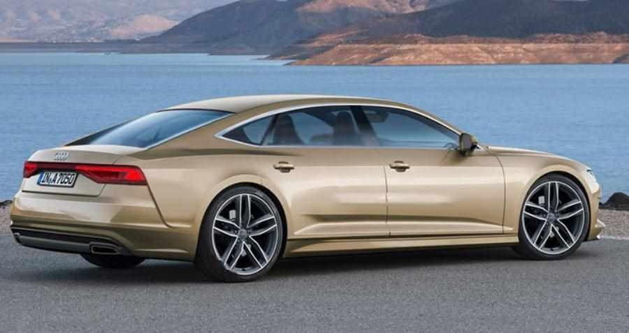 34 The 2020 All Audi A7 Concept
