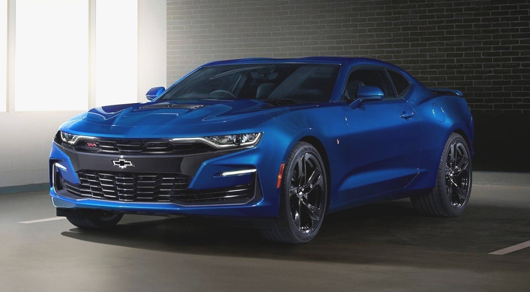 34 The 2020 Chevy Chevelle SS Wallpaper