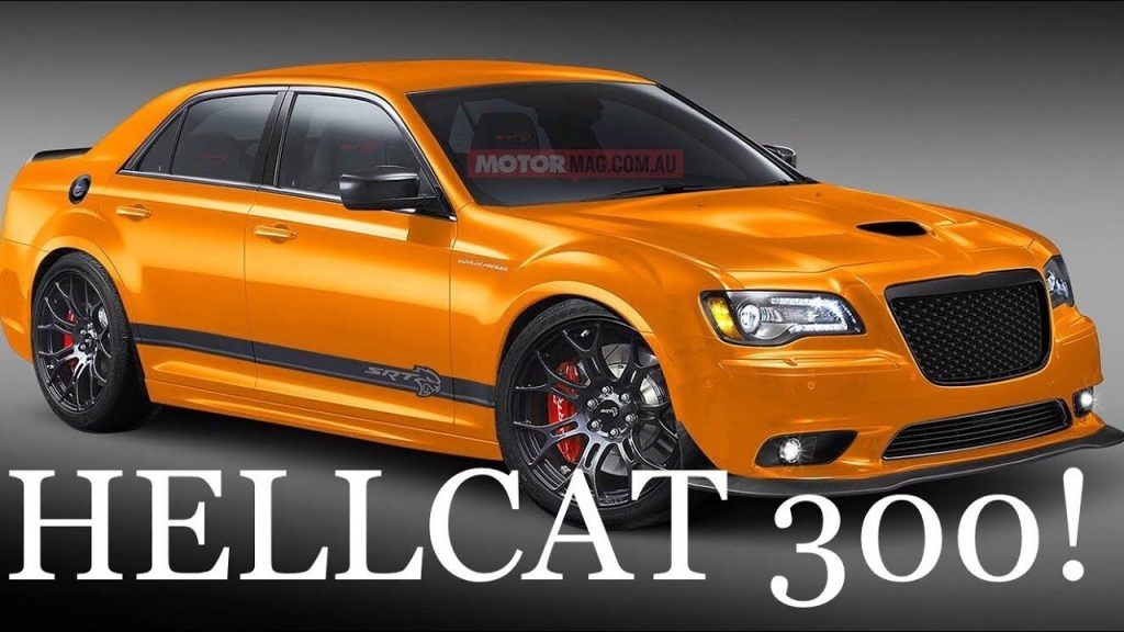 34 The 2020 Chrysler 300 Srt 8 Specs