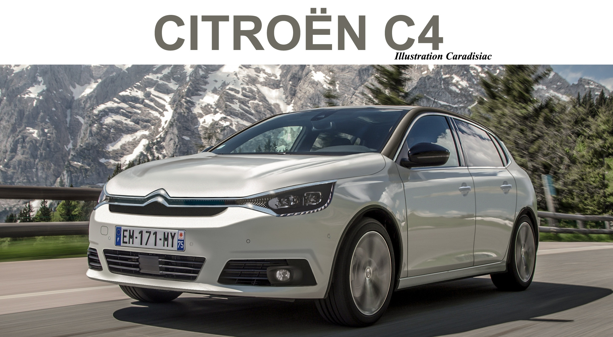 34 The 2020 New Citroen C4 Release Date and Concept