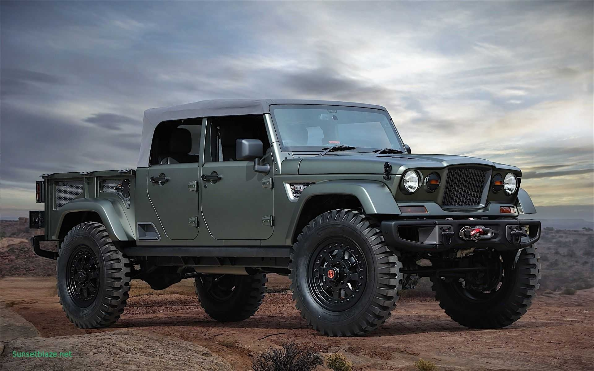 34 The Best 2019 Jeep Comanche Style