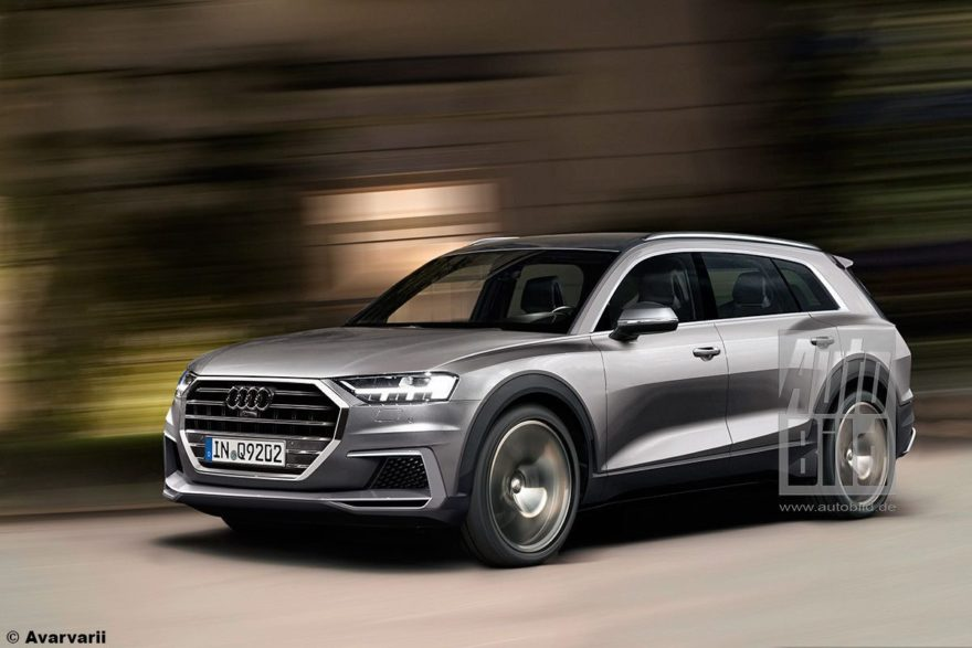 34 The Best 2020 Audi Q7 Redesign and Concept