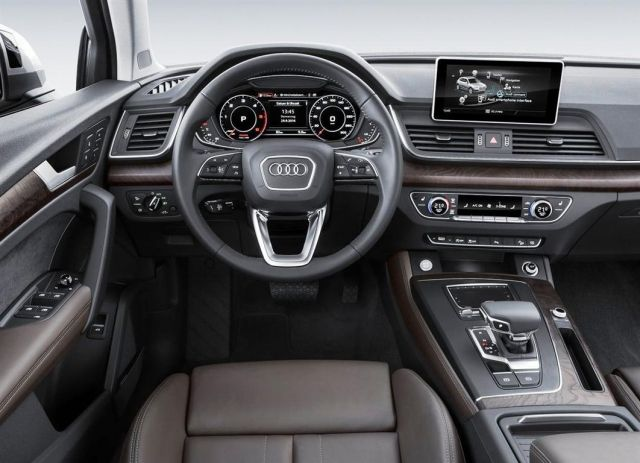 34 The Best 2020 Audi Sq5 Interior