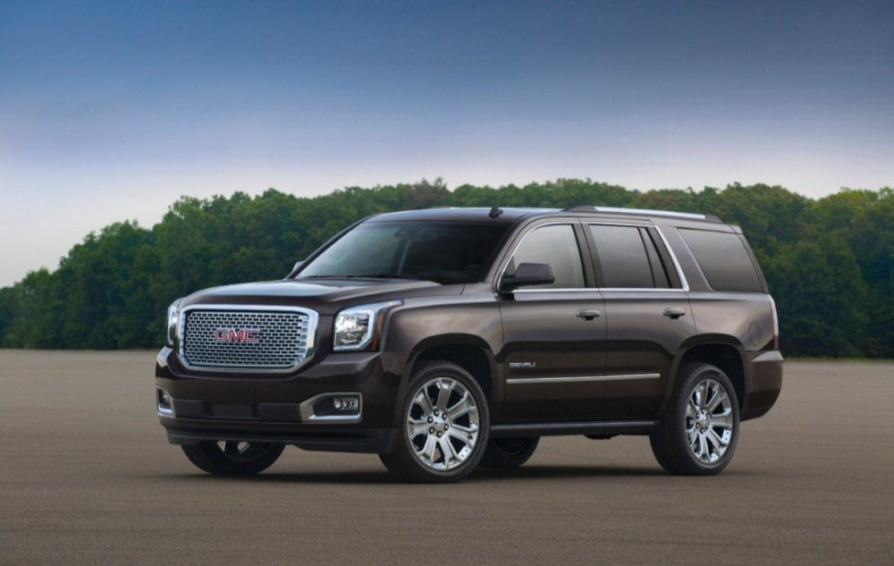34 The Best 2020 GMC Yukon Denali Xl Spy Shoot