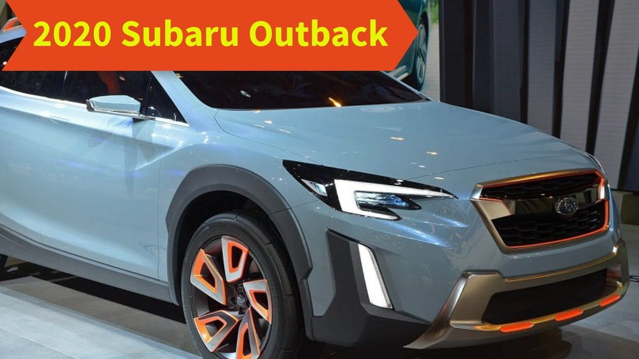 34 The Best 2020 Subaru Outback Pricing