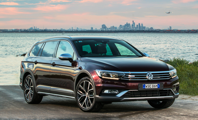 34 The Best 2020 Vw Passat Alltrack Research New