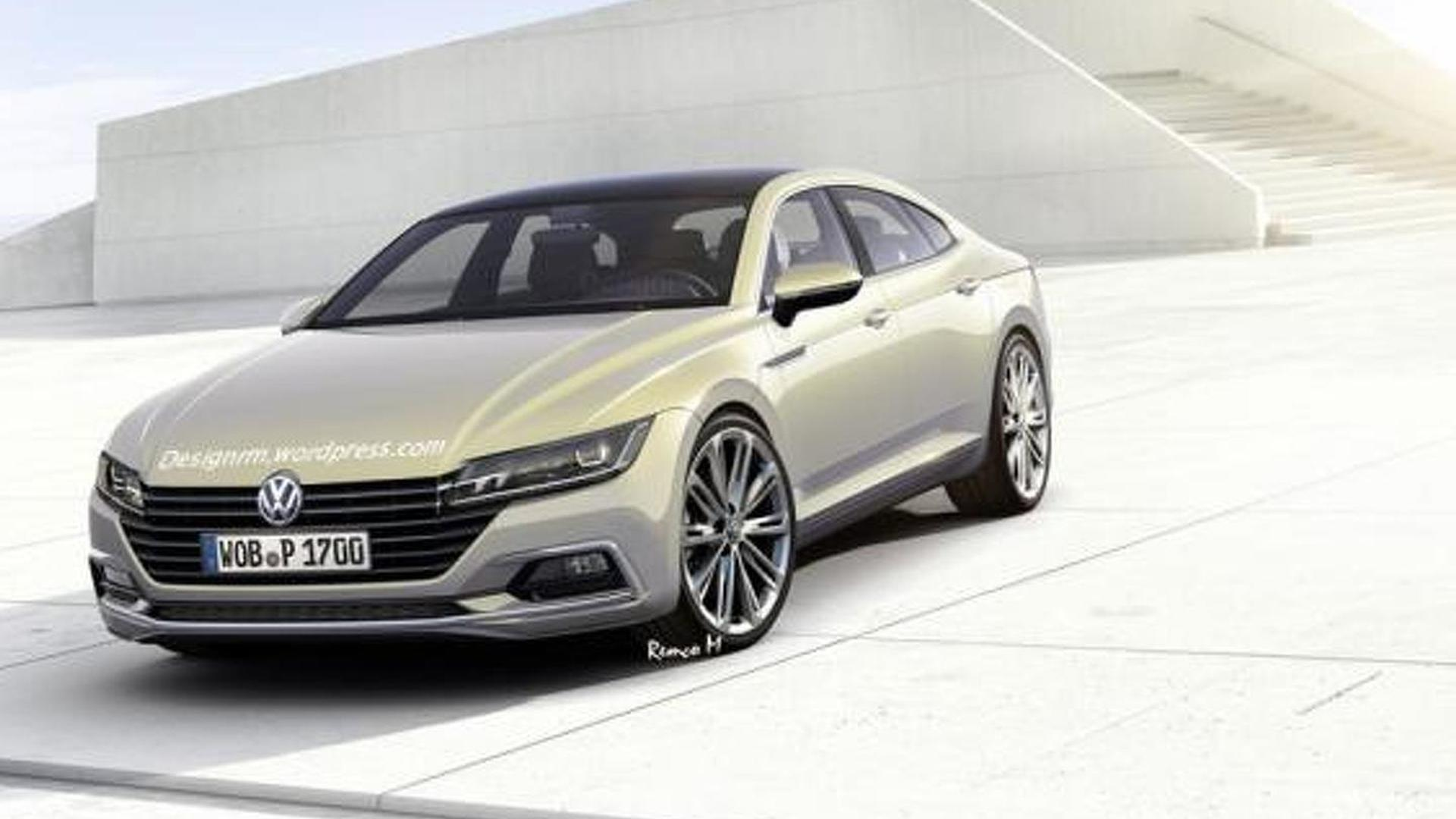 34 The Best Next Generation Vw Cc Concept