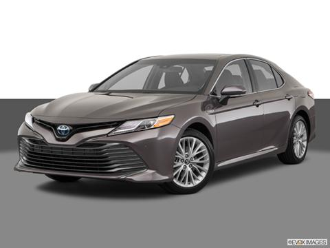 35 A 2019 Toyota Camry Se Hybrid Ratings
