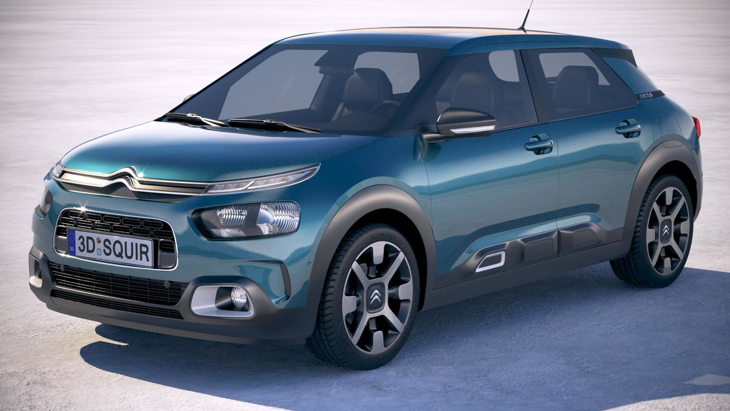 35 A 2020 Citroen C4 New Review