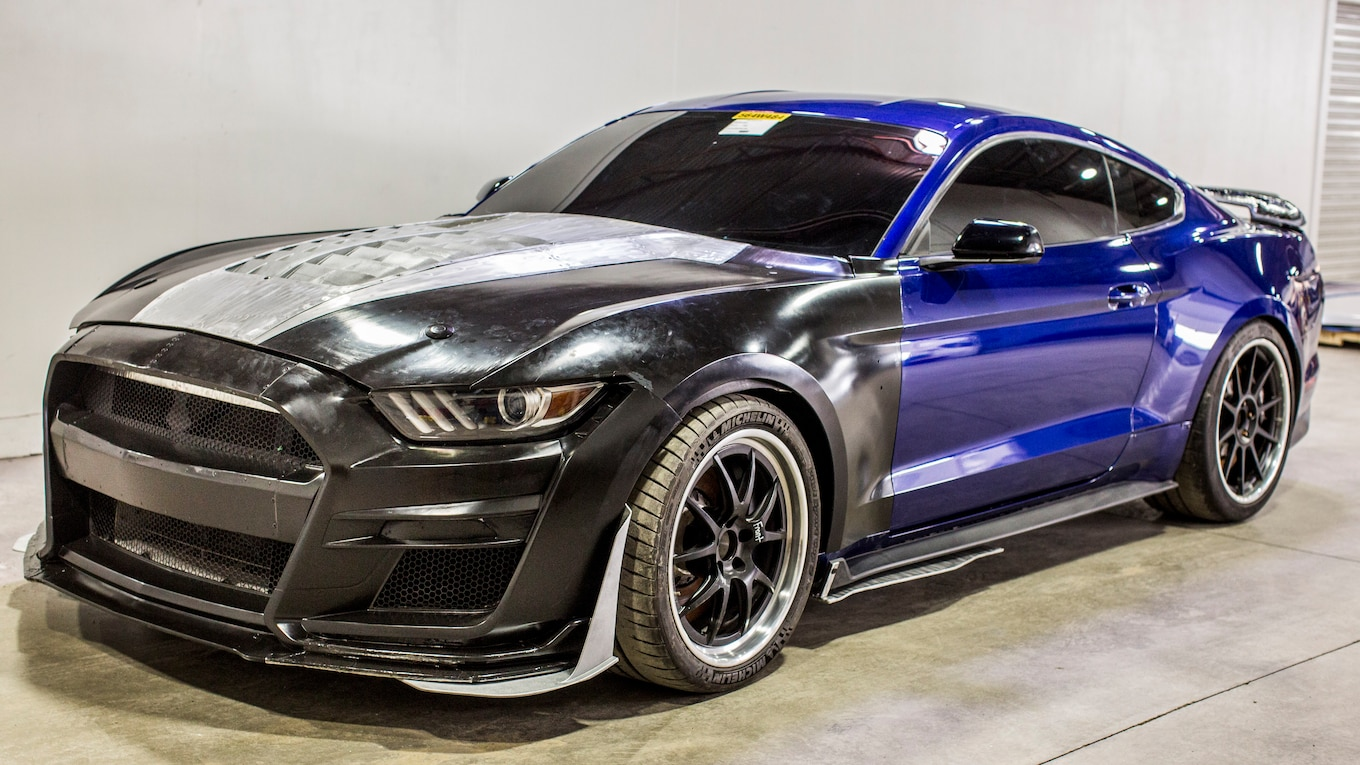 35 A 2020 Ford Mustang Shelby Gt500 Rumors