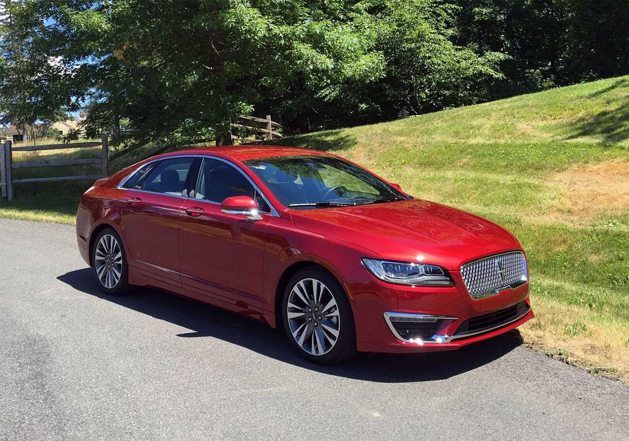 35 A 2020 Spy Shots Lincoln Mkz Sedan Release