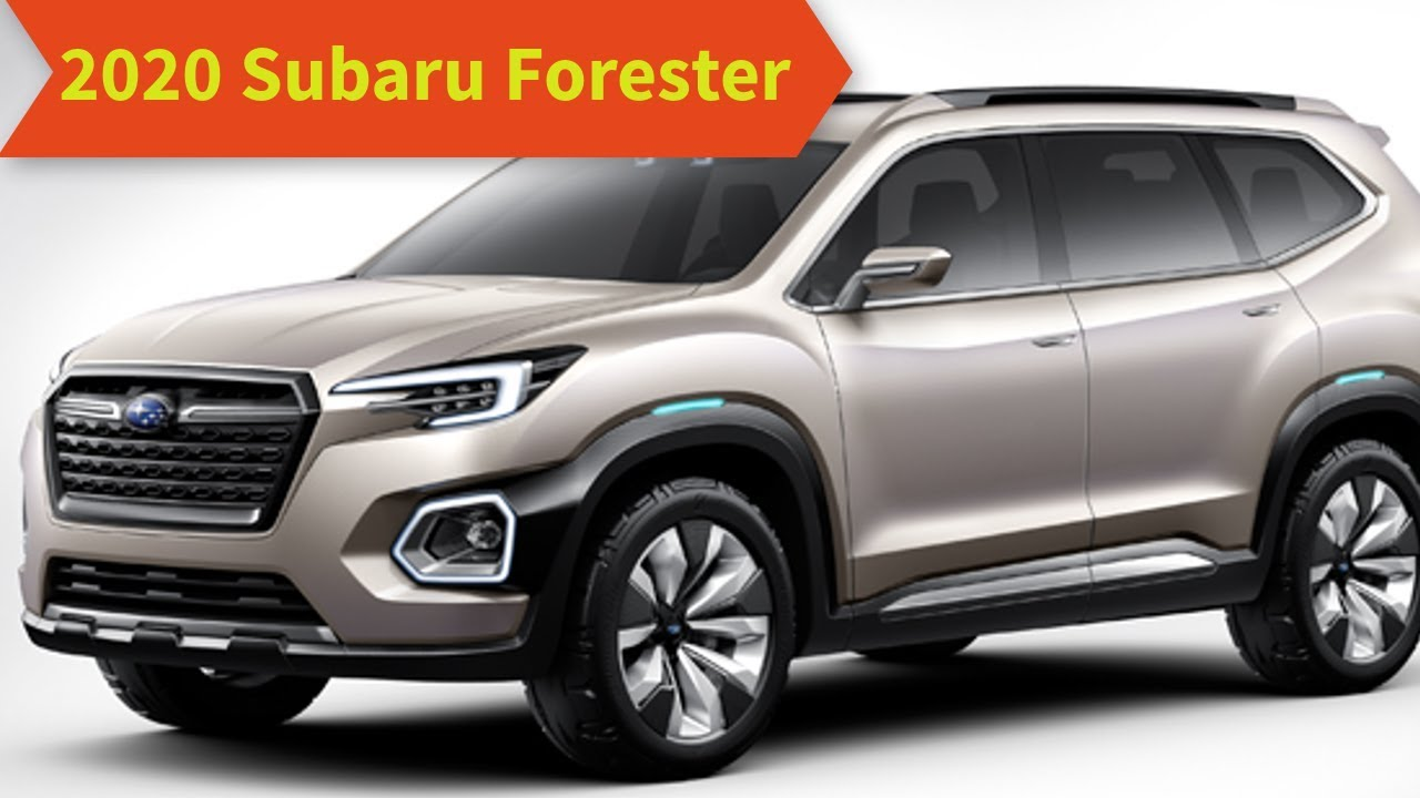 35 A 2020 Subaru Forester Ratings