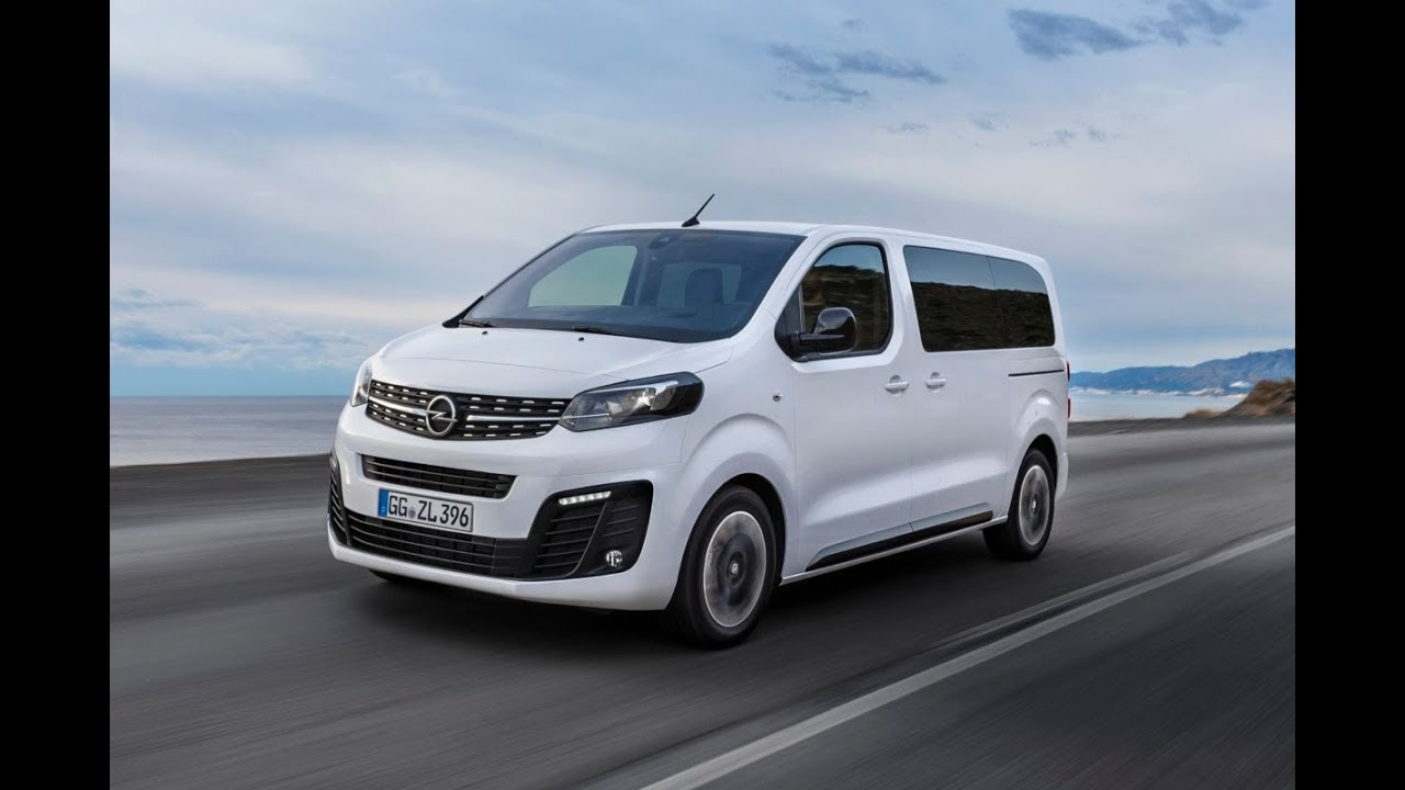 35 All New 2019 Opel Vivaro Specs and Review