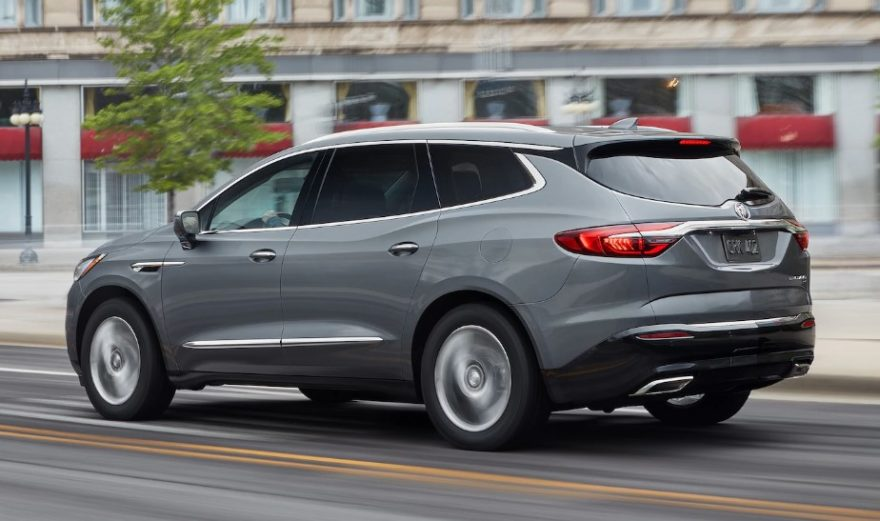 35 All New 2020 Buick Enclave Price