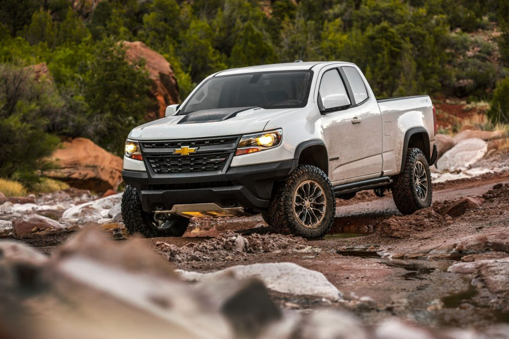 35 All New 2020 Chevrolet Colorado Z72 Performance and New Engine