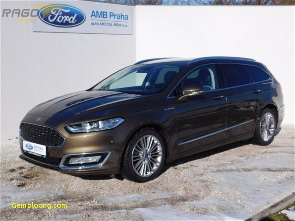 35 All New 2020 Ford Mondeo Vignale Research New