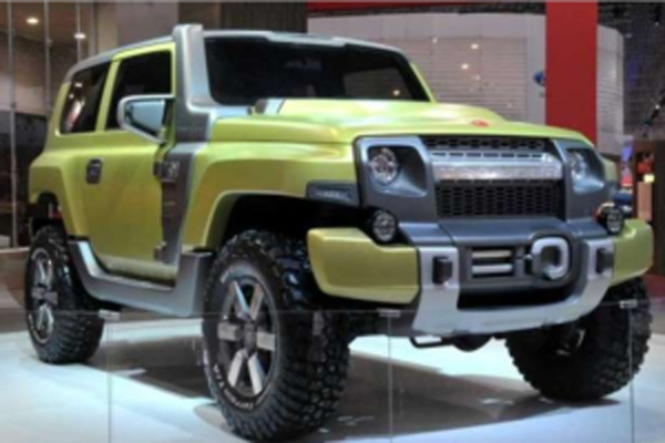 35 All New 2020 Toyota FJ Cruiser Reviews