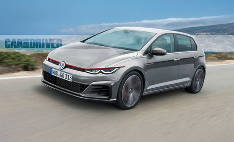 35 All New 2020 VW Golf R USA Picture