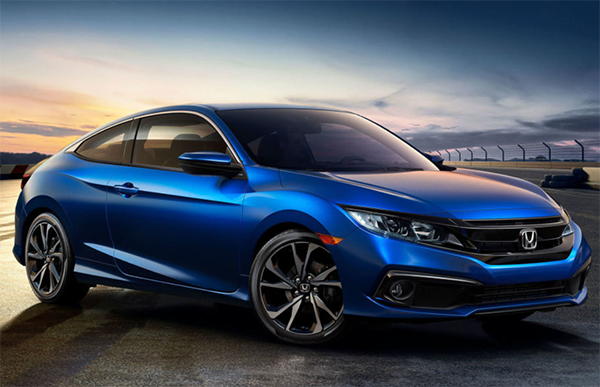 35 Best 2020 Honda Civic Coupe Release