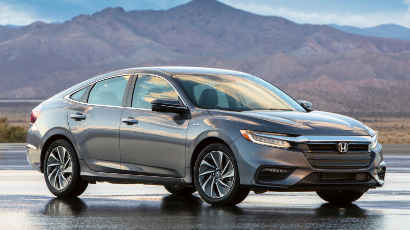 35 New 2019 Honda Insight New Review