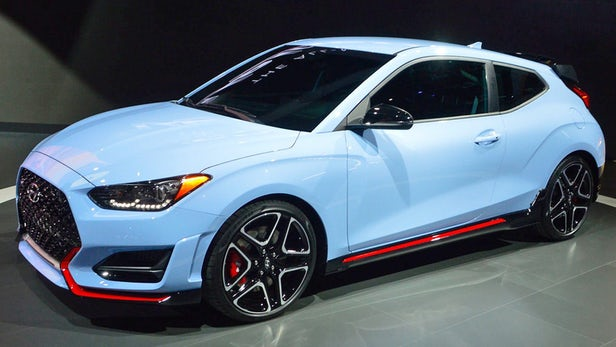 35 New 2019 Hyundai Veloster Turbo Rumors