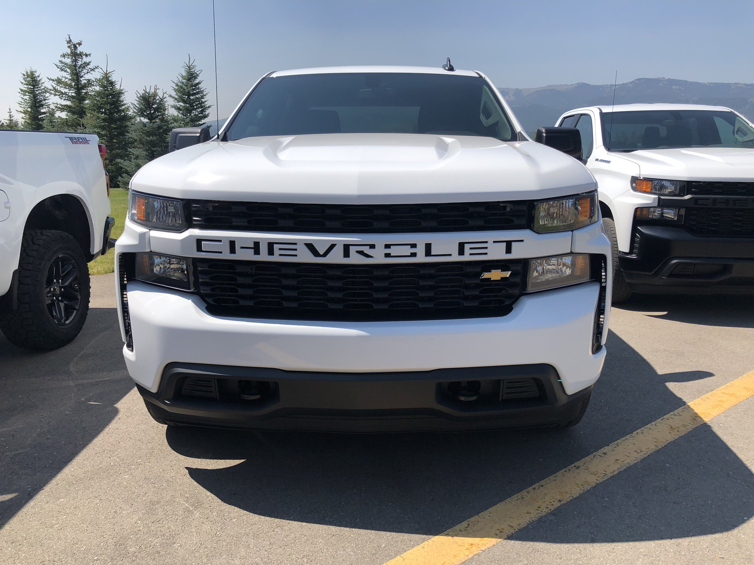 35 New 2020 Chevy Silverado 1500 Images