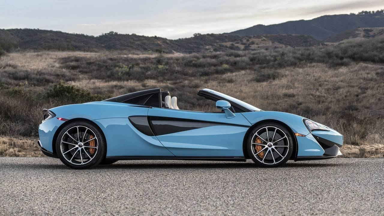 35 New 2020 McLaren 570S Coupe Concept and Review