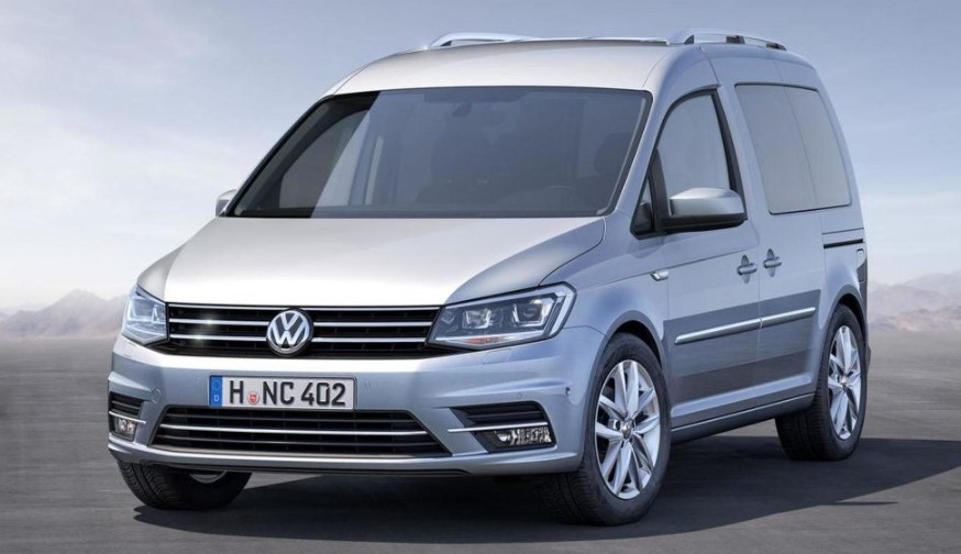 35 New 2020 VW Caddy First Drive