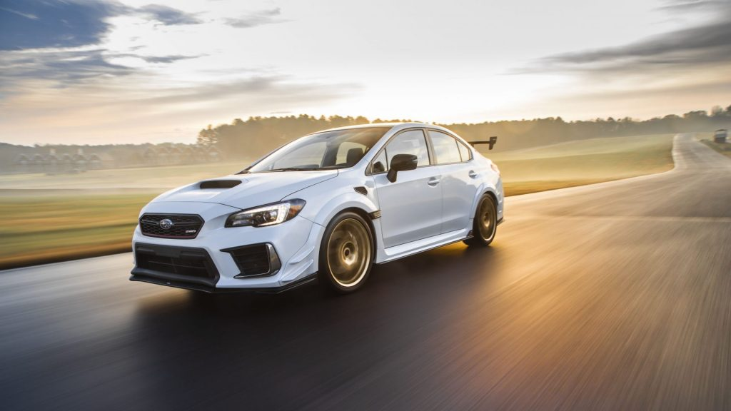Complete car info for 35 New 2020 Wrx Sti Hyperblue ...