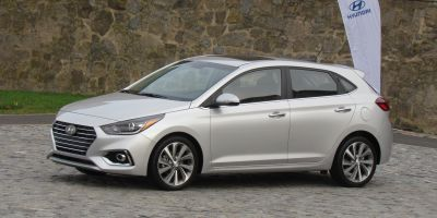 35 The 2020 Hyundai Accent Hatchback Model