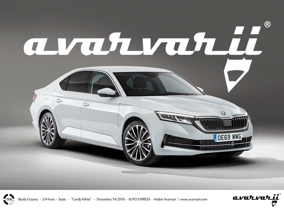 35 The 2020 Skoda Octavias Price and Release date