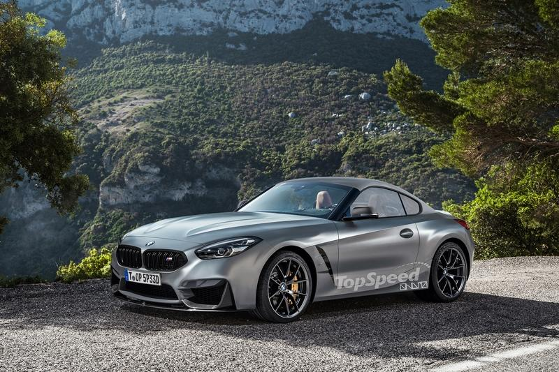 35 The Best 2019 BMW Z4 M Roadster Overview