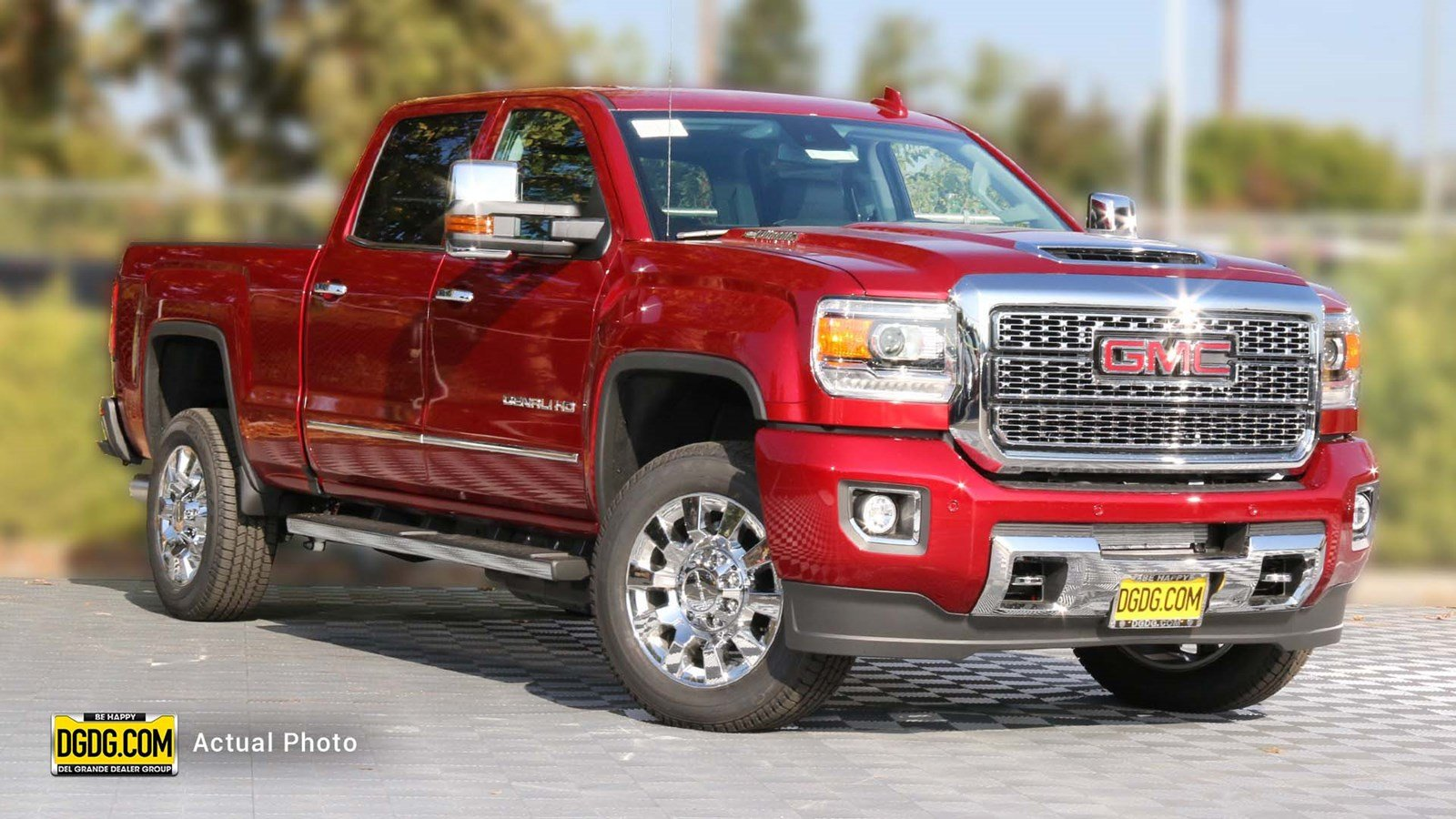 35 The Best 2019 GMC Sierra Hd New Concept