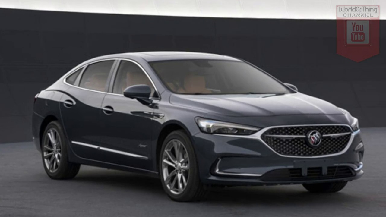 35 The Best 2020 Buick Lesabre Performance and New Engine