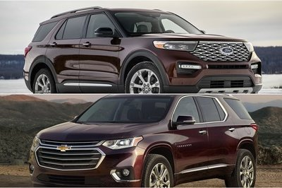 35 The Best 2020 Chevrolet Traverses Research New