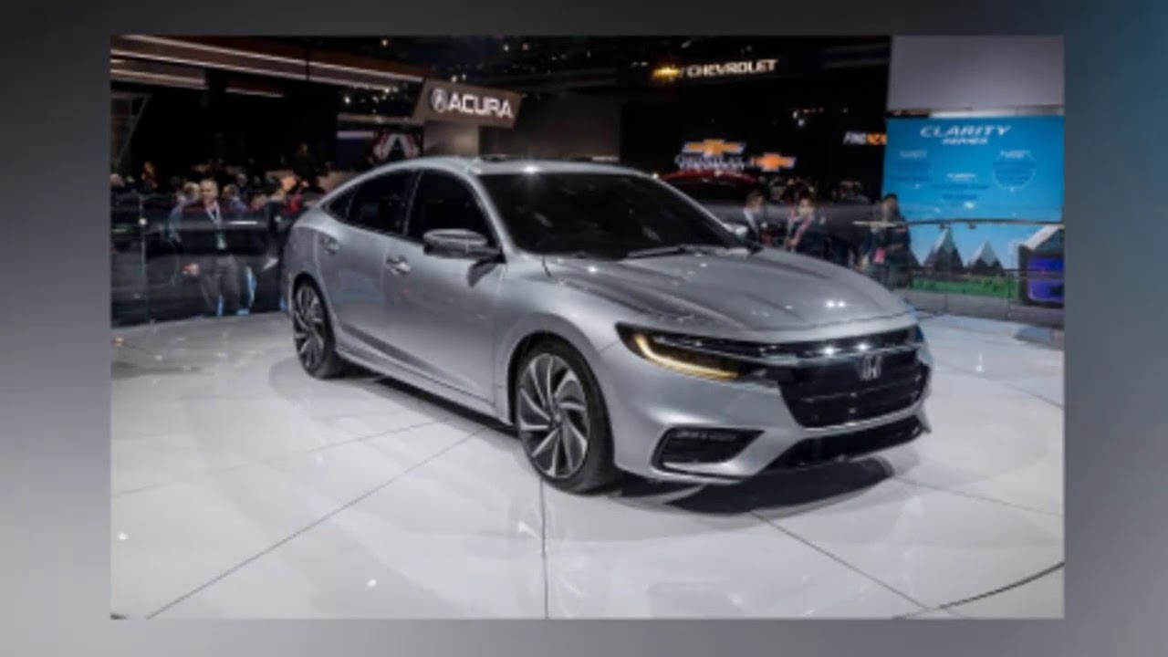 35 The Best 2020 Honda Accord Hybrid Picture