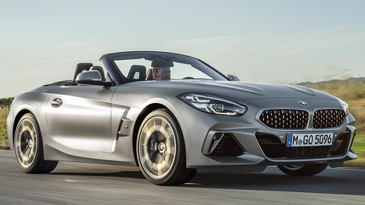 36 A 2019 BMW Z4 Roadster Review